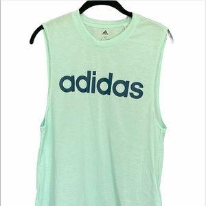 Adidas Mint Green Tank